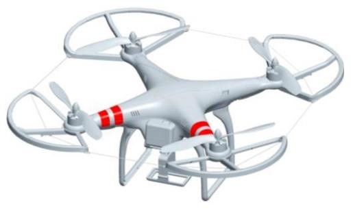 Защита камеры желтая phantom на avito драйверы для mavic air combo